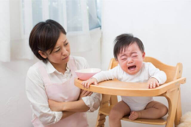 必見!赤ちゃんとのコミュニケーションと接し方について